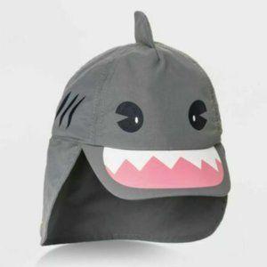 Cat & Jack  Boys Shark Hat Size 2T/5T